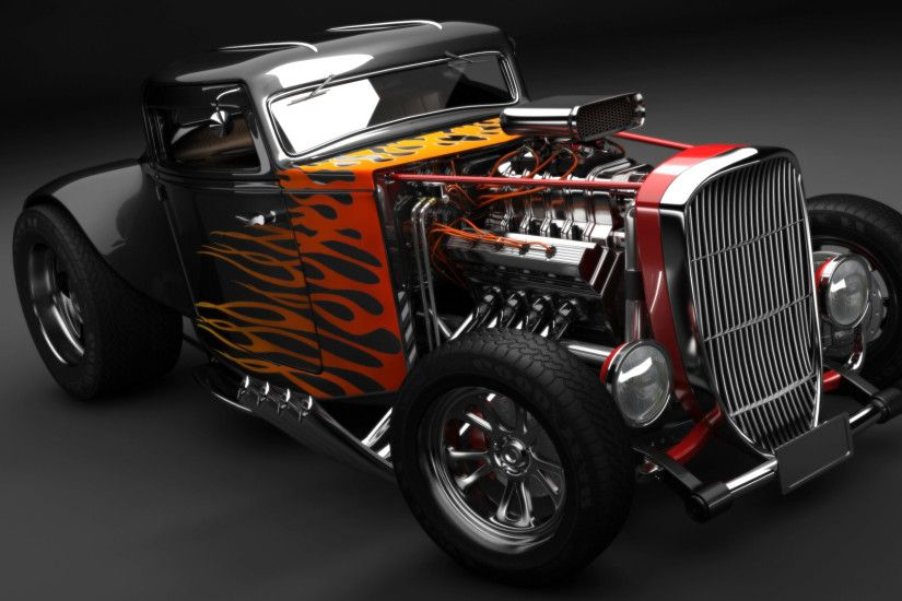 ... hd WallpapersWide.com | Classic Cars HD Desktop Wallpapers for .