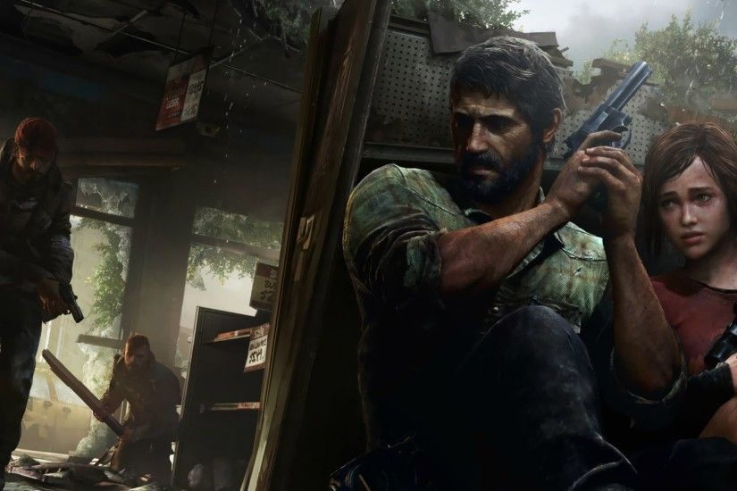 The 3rd wallpaper from The Last of Us video game optimized for fit in any  modern phone, tablet and desktop screen