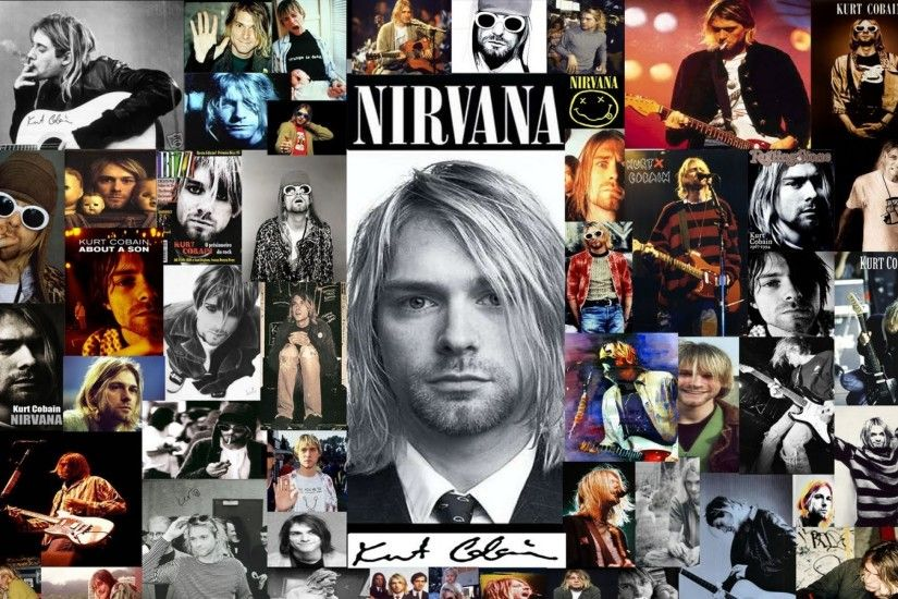 Nirvana Wallpaper Widescreen Background - 1526780