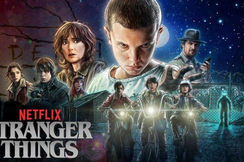 Stranger Things Wallpapers (26 Wallpapers)