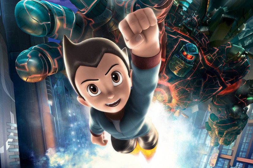 Description: Download Astro Boy Movies wallpaper ...