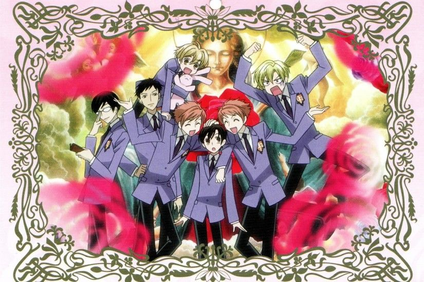 Ouran Highschool Host Club high quality wallpapers