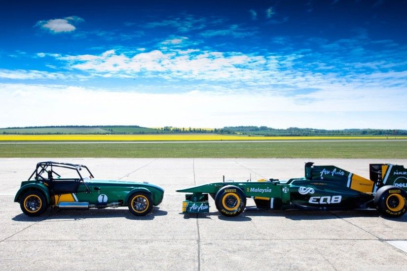 Caterham Wallpapers