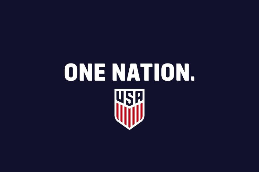 One Nation. U.S. Soccer