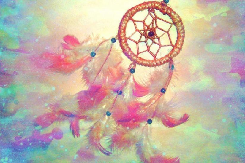Galaxy dreamcatcher photo wallpapers.