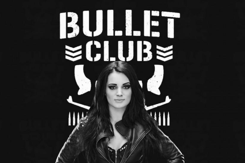 WWE Paige Bullet Club Entrance Video
