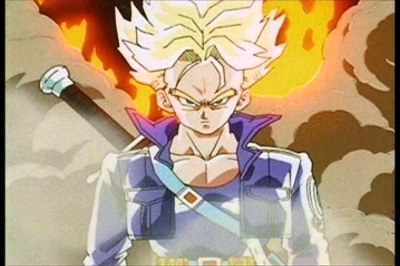 Future Trunks Orchestral Compilation - YouTube