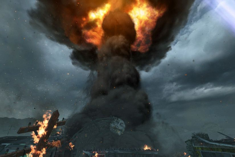 Image - Nuketown Zombies mushroom cloud BO2.png | Call of Duty Wiki |  FANDOM powered by Wikia