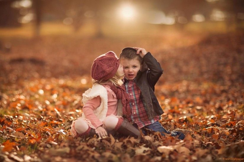 Most Beautiful Baby Couple Wallpapers