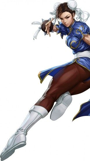 Chun li Street fighter HD Wallpapers Desktop Backgrounds 1080x1920