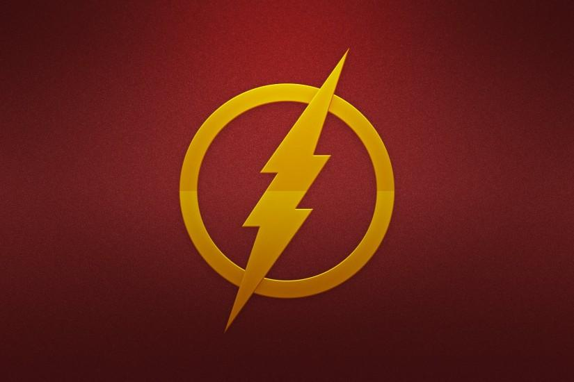 9 The Flash Logo Hd Wallpapers Free