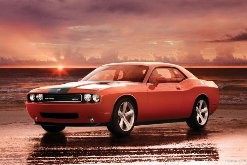 2008 Dodge Challenger SRT8 5