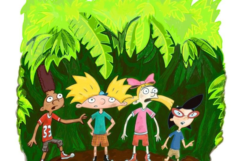 Hey Arnold!: The Jungle Movie