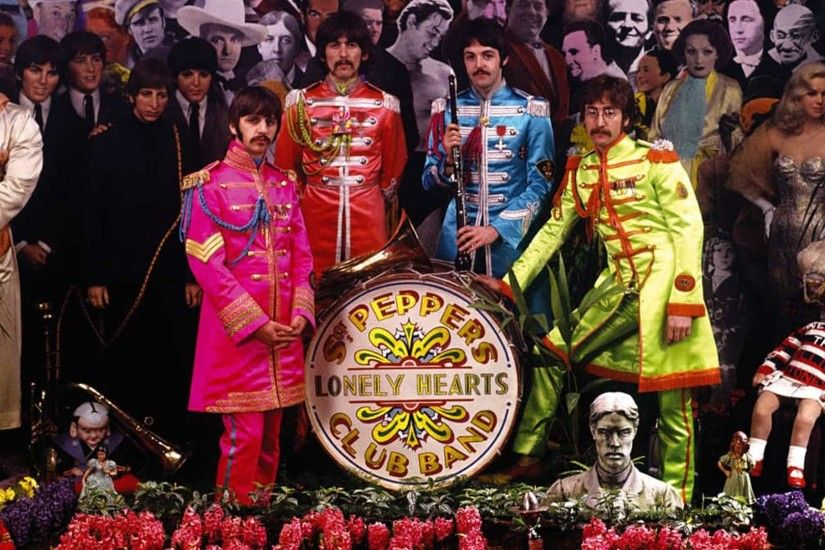 Sgt Peppers Lonely Hearts Club Band 2 Disc Deluxe Edition - Review - KILSON  STREET TV