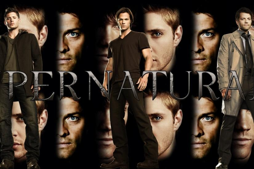 SuperNatural Desktop Background by SonicX1012 SuperNatural Desktop  Background by SonicX1012