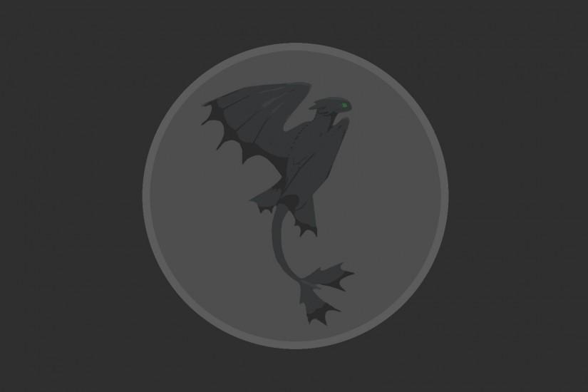 Toothless Wallpaper - Computer by WallpaperGallery
