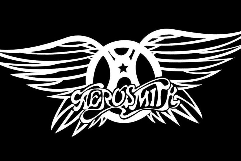 Preview wallpaper aerosmith, logo, symbol, text, wings 1920x1080