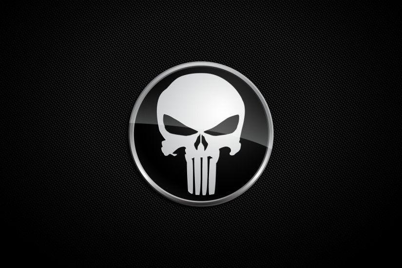 The Punisher Wallpaper 1920x1200 The, Punisher, Marvel, Comics, Logos