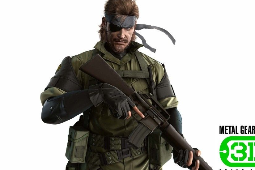 Metal Gear Solid Snake Eater 3D 318521