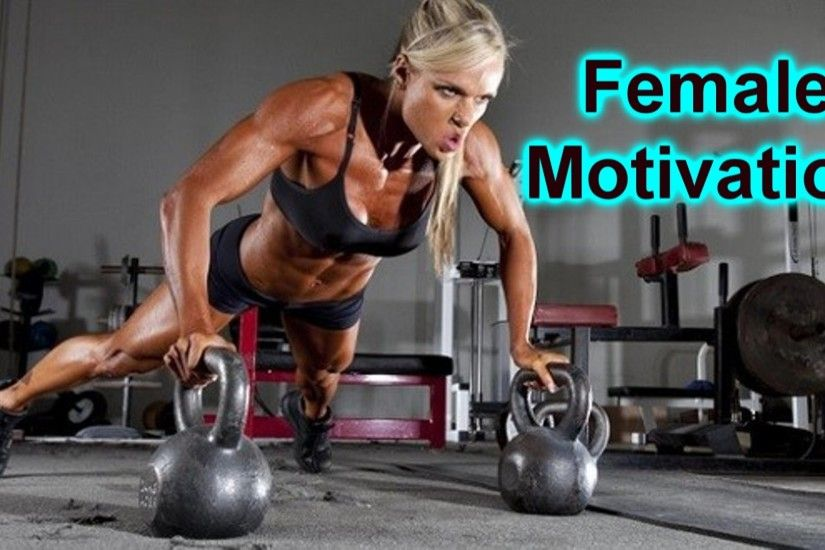 Female Fitness and Bodybuilding Motivation HD-