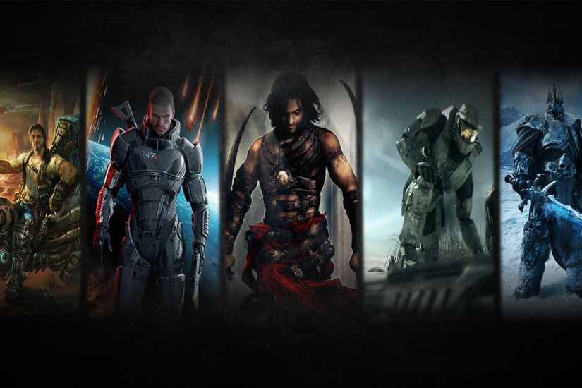 Photo Collection Download Game Protagonists Wallpaper Video Game s wallpaper  | 1920x1080 | #38621 ...