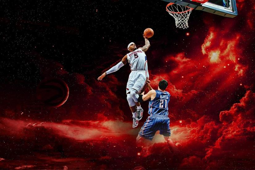 NBA Wallpaper High Jump