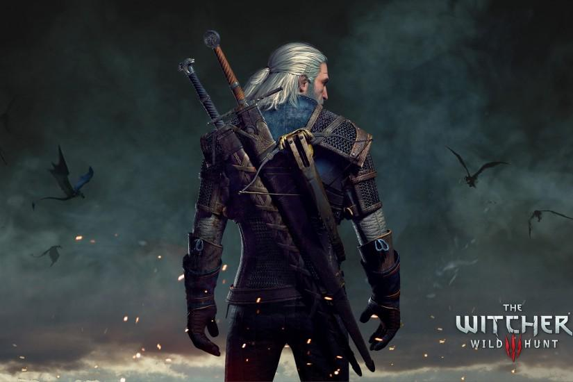 the witcher 3 wallpaper 1920x1200 mac