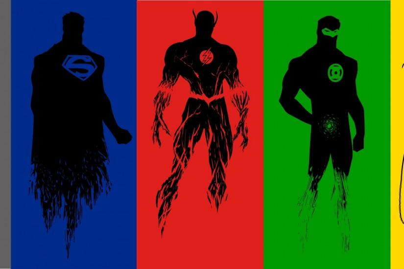 justice league wallpaper 2545x1080 for macbook