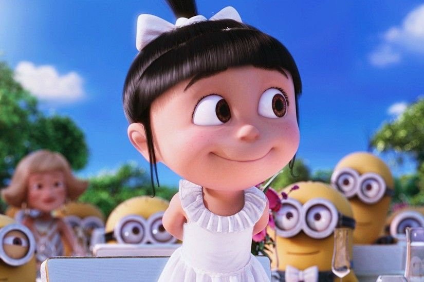 Despicable Me Agnes Wallpapers (18 Wallpapers)