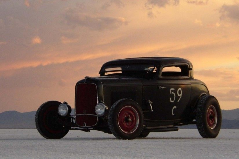 rat rod wallpaper #331569