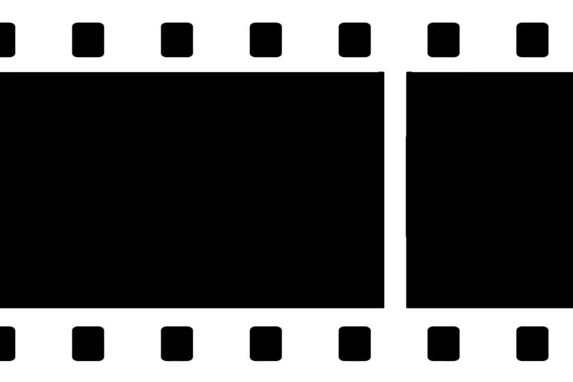 Moving Film Strip Animation Composite 1 Stock Video Footage - VideoBlocks