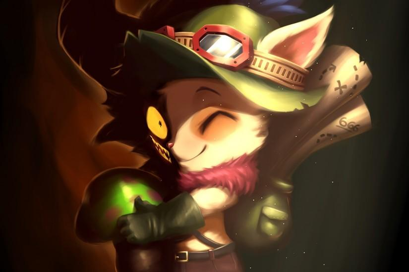 Video Game - League Of Legends Teemo (League Of Legends) Bakgrund