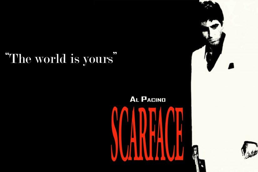 Scarface Wallpaper 1920x1200 Scarface