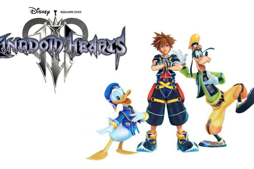 ... Kingdom Hearts III - Promotional Wallpaper by Caprice1996