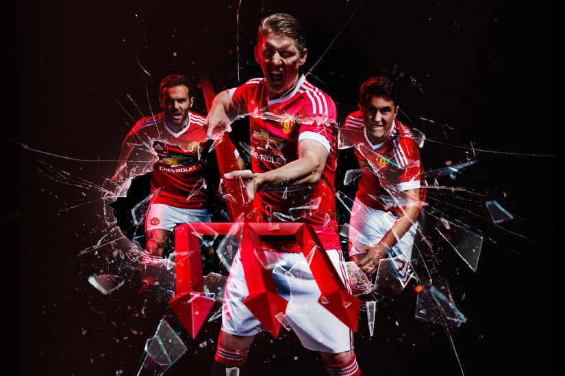 adidas reveal the new Manchester United home kit for 2015/16 - Official Manchester  United Website