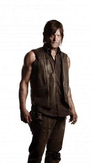 Daryl Walking Dead LG G3 Wallpapers