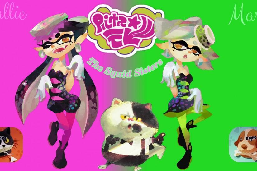 best splatoon wallpaper 1920x1080 for macbook