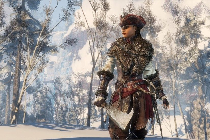 Video Game - Assassin's Creed III: Liberation Aveline de Grandpré Wallpaper