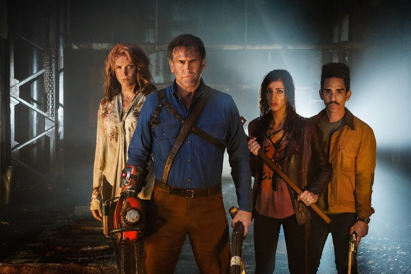 TV Show Wallpapers 037 Ash vs Evil Dead, Braindead, Penny Dreadful, Son of  Zorn, the Night of, Transformers Combiner Wars & Voltron Legendary Defender