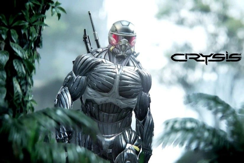 Related. Crysis 2 Video Game Wallpaper