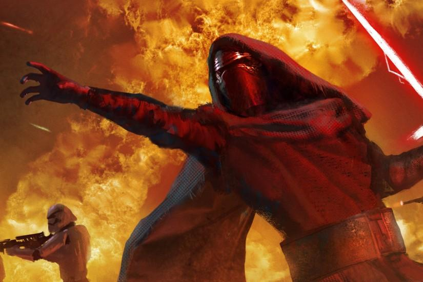 kylo ren wallpaper 2235x1080 download free