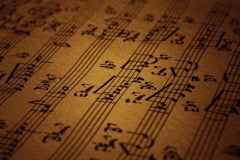 vertical music notes background 2560x1440 free download