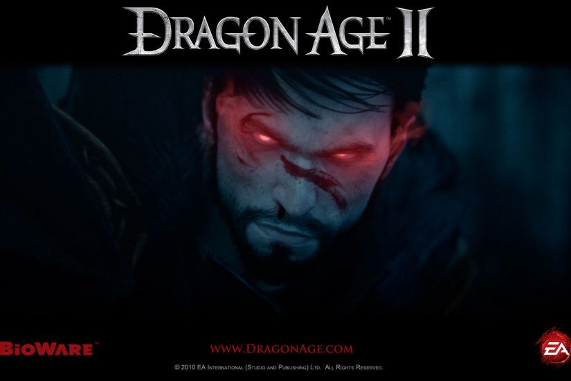 ... Dragon Age II HD wallpapers: Tags:desktop ...