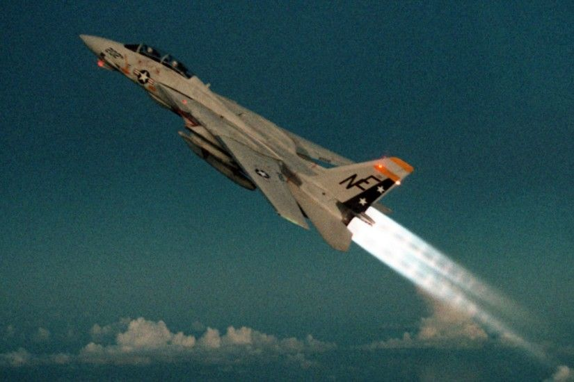Military - Grumman F-14 Tomcat Wallpaper