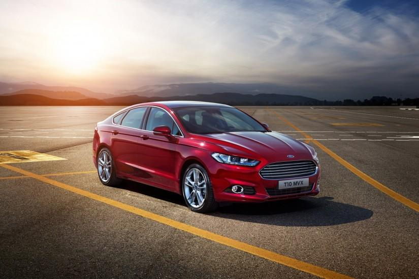 Mondeo Ford Wallpaper HD.