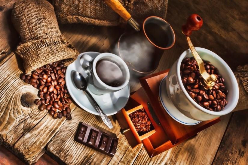 free download coffee wallpaper 2560x1600 for tablet