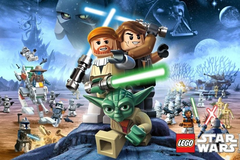 HD Wallpaper | Background ID:522210. 1920x1080 Video Game LEGO Star ...