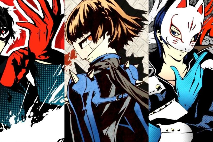 Persona-5-All-Out-Attack-Trailers.jpg (1920×1080) | How to Art | Pinterest  | Artwork, Manga and Anime