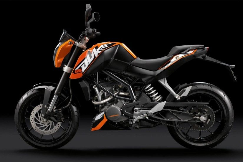Beautiful-Ktm-Duke-Bike-Pp-Wallpaper