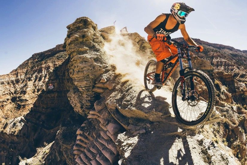 Red Bull Rampage 2015: The Evolution of Freeride MTB | Highlights - YouTube